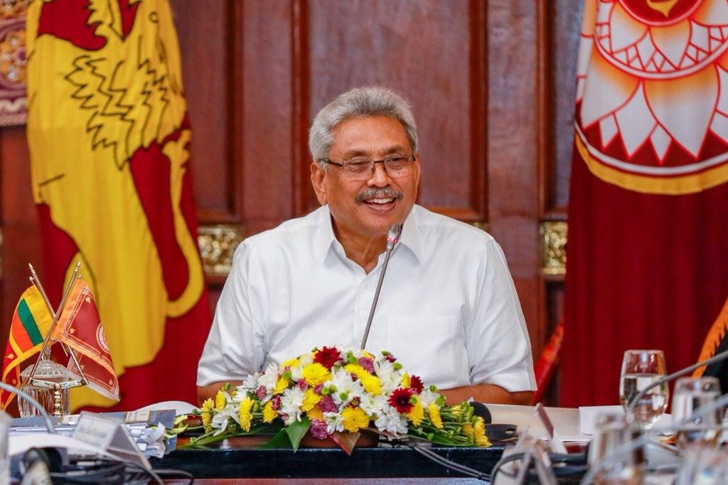 President Gotabaya