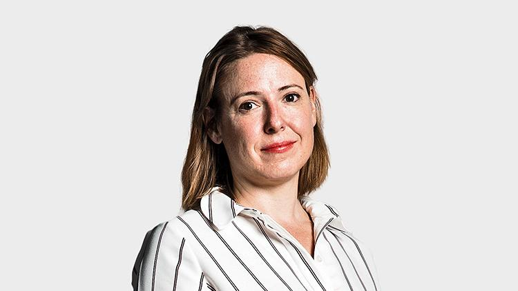 Catherine Philp - foreign correspondent, The Times (of London)